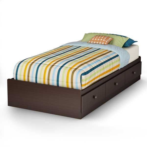 Picture of Zach Twin Mates Bed