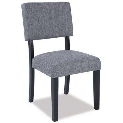 Picture of Elias Gray Armless Chair