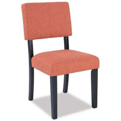 Picture of Elias Tangerine Armless Chair