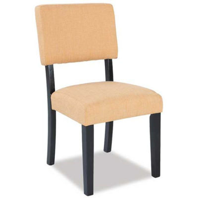 Picture of Elias Yellow Armless Chair