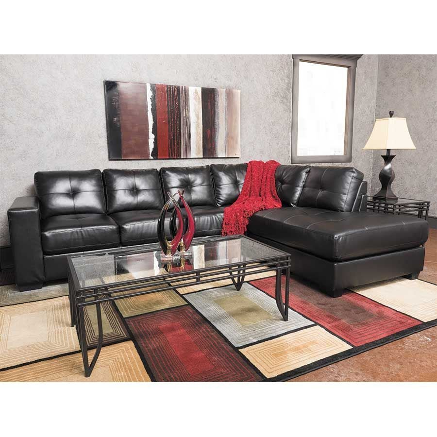 Picture of Ashton 3 Piece Sectional with RAF Chaise