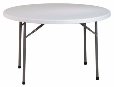 Picture of Round Resin Table *D