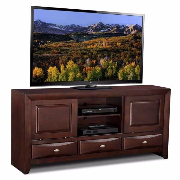 """Picture of 67"""" Contemporary HDTV Stand"""