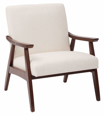 Picture of Davis Linen Fabric Chair