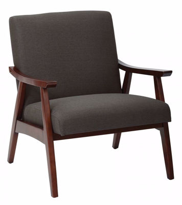 Picture of Davis Charcoal Fabric Chair *D
