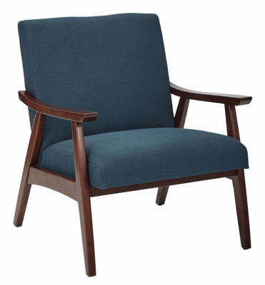 Picture of Davis Azure Fabric Chair