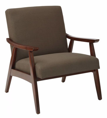 Picture of Davis Otter Fabric Chair