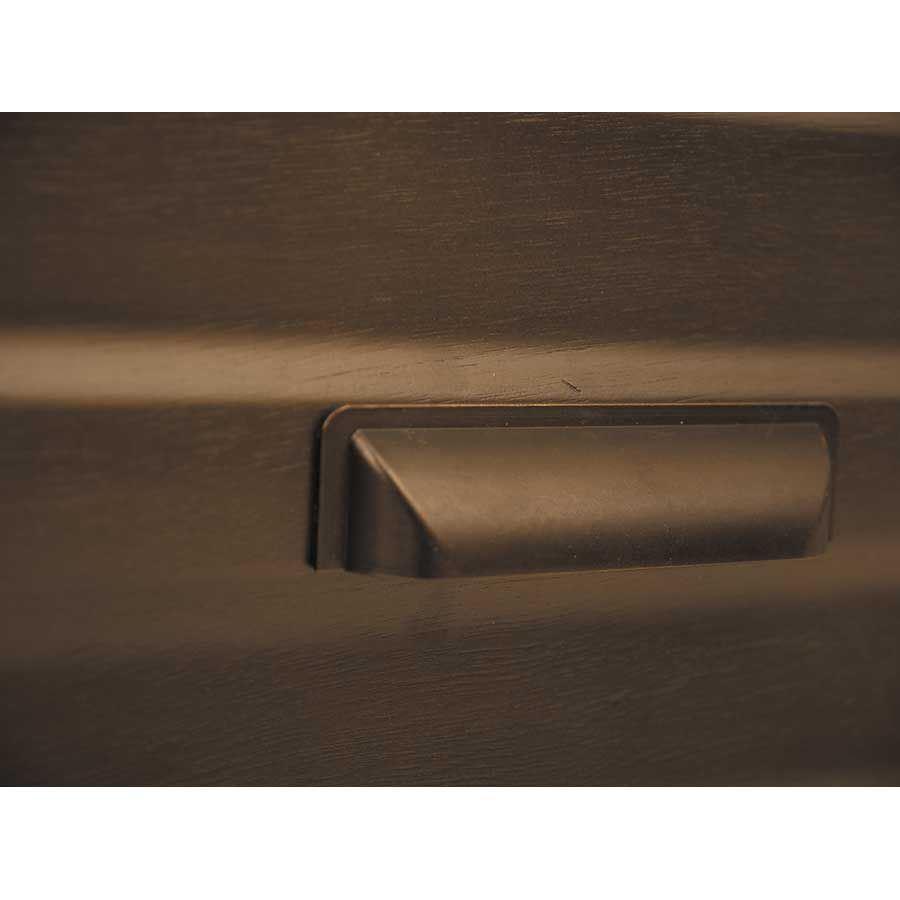 Picture of Antique Grey Dresser