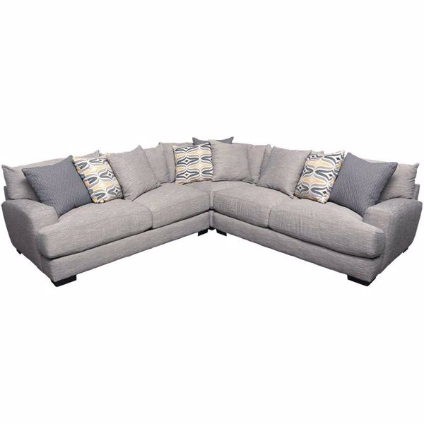Picture of Barton 3PC Sectional Sofa