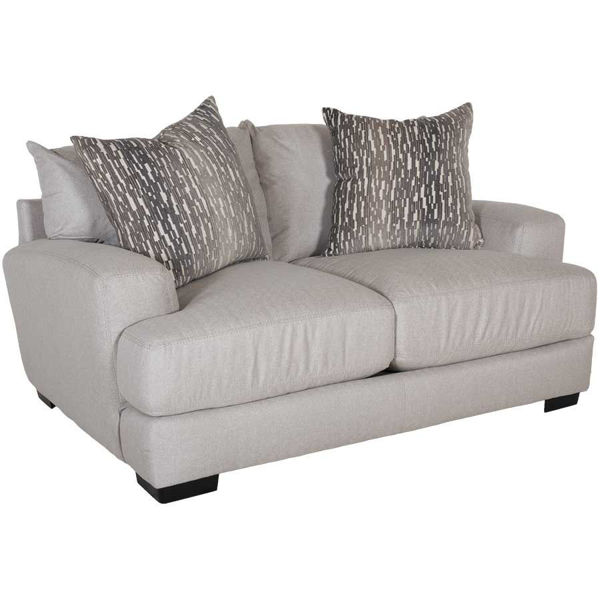 Picture of Oslo Linen Loveseat