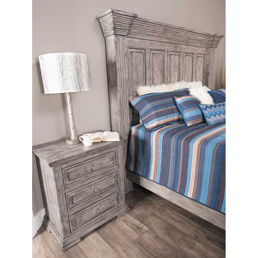 Picture of Grey Isabella Media Chest