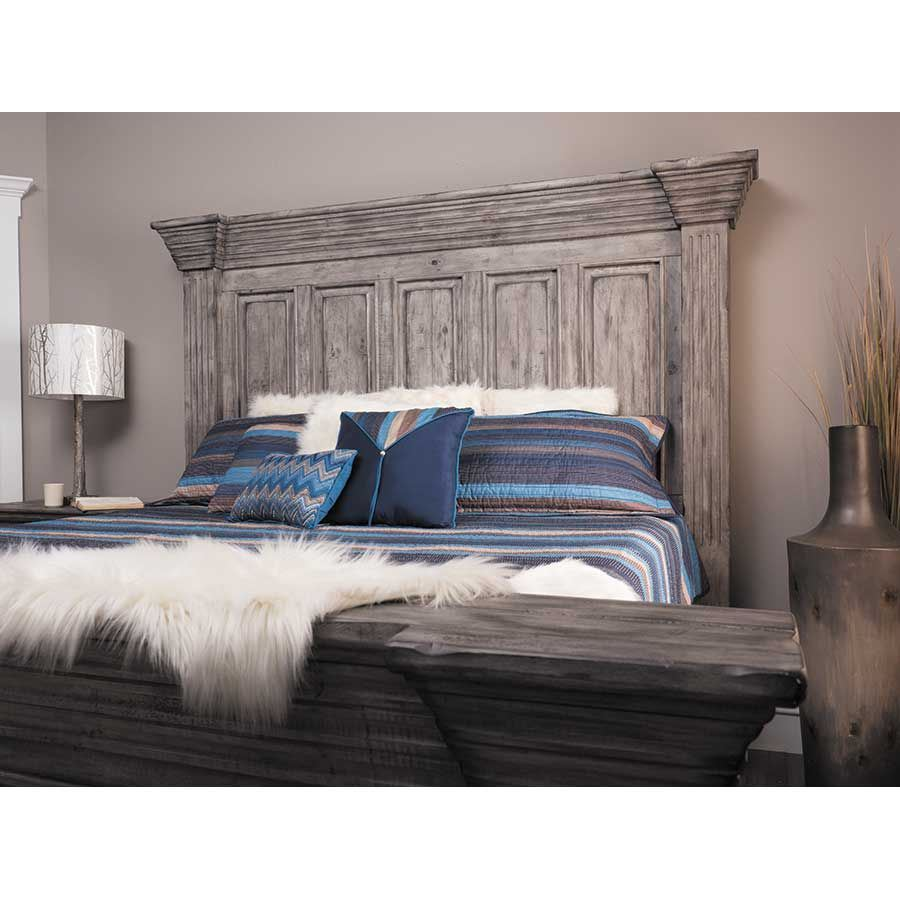 Picture of Grey Isabella Queen Bed