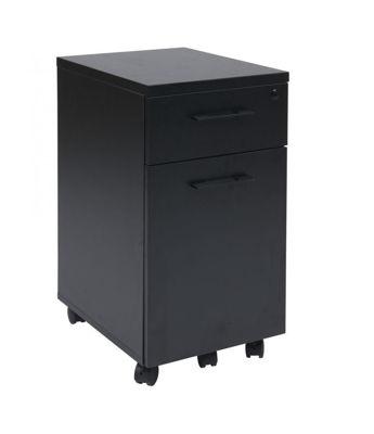 Picture of Prado Black File Cabinet *D