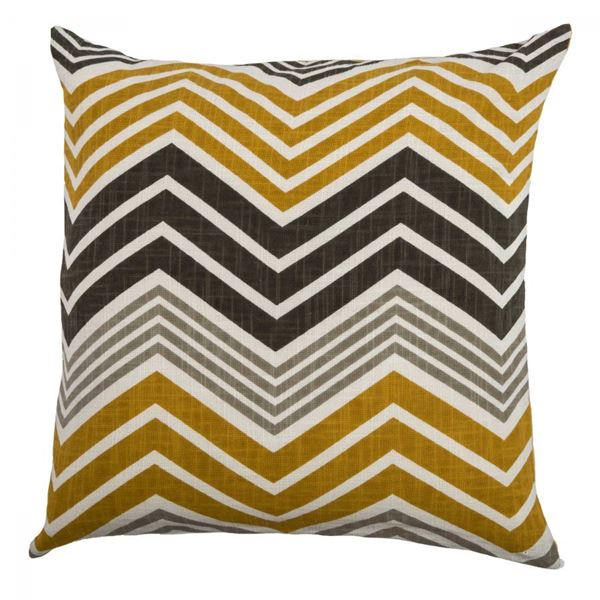 Picture of 18x18 Sharpen Gold Decorative Pillow *P