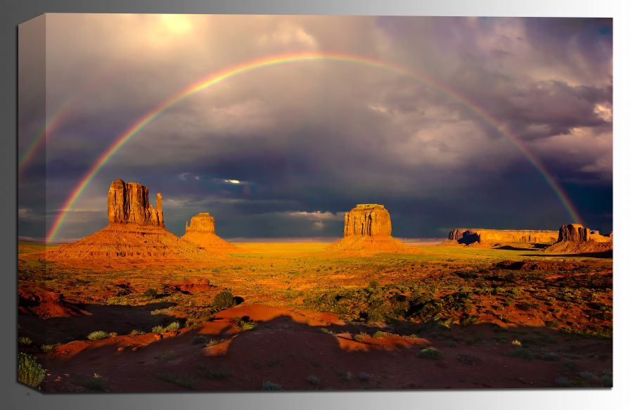 Picture of Monumental Rainbow 32x48 *D