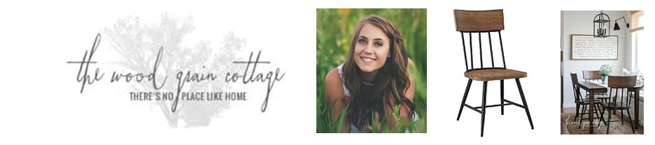 Blogger Spotlight: the Wood Grain Cottage