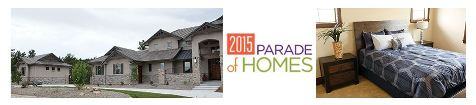 2015 Denver Parade of Homes Dream Home Decor