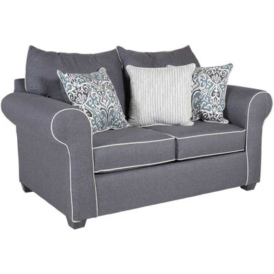 Picture of Winchester Gray Loveseat