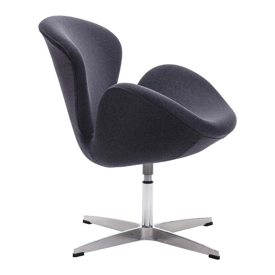 Picture of Pori Arm Chair, Iron Gray *D