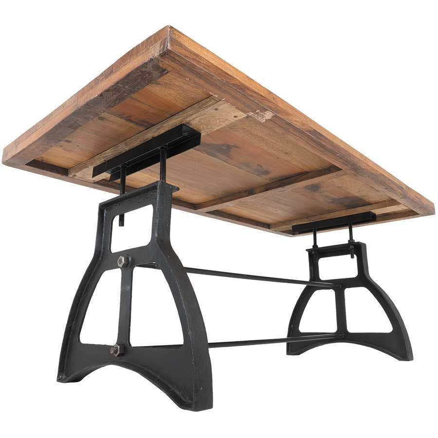 Picture of Industrial Writing / Dining Table