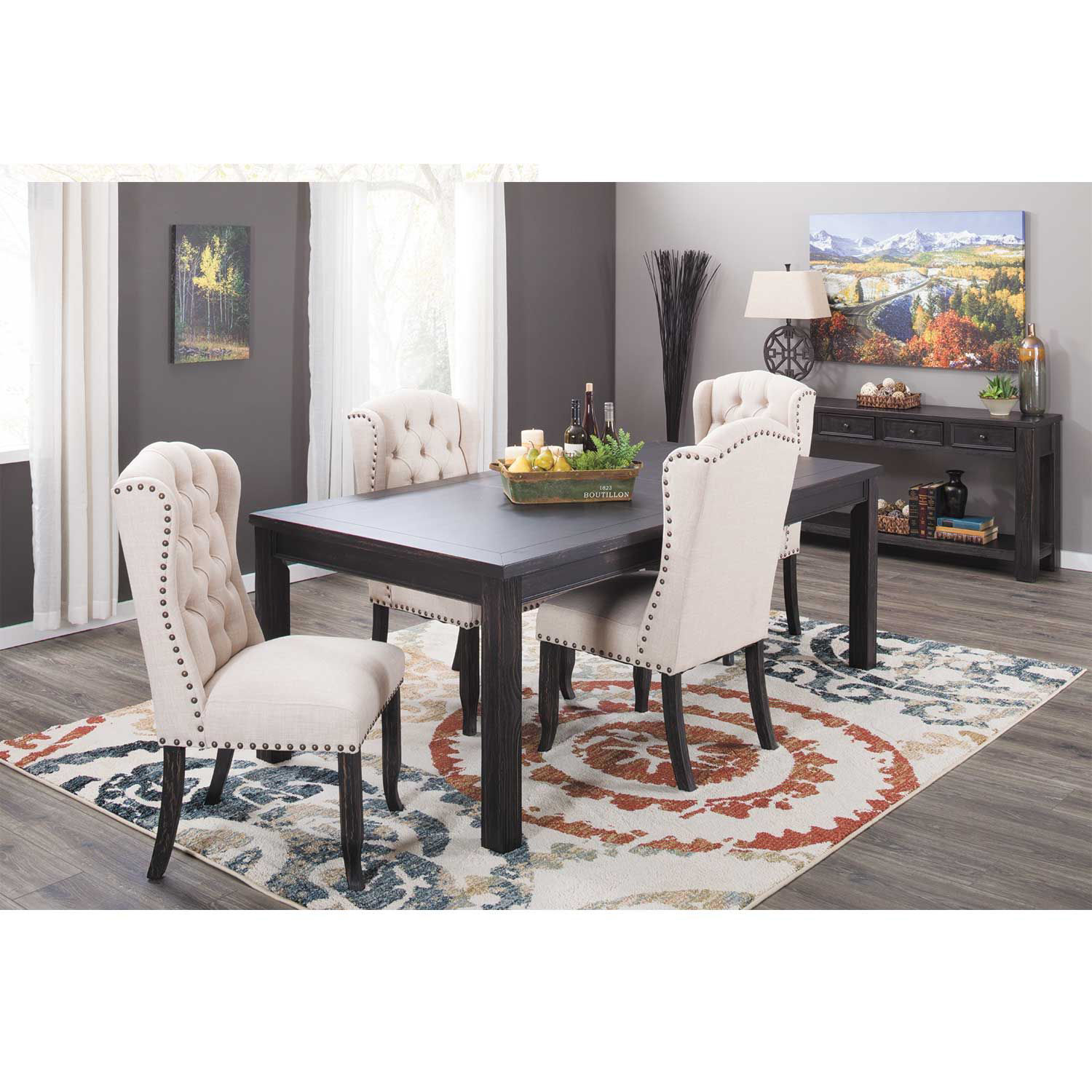 Picture of Ivie Upholstered Side Chair