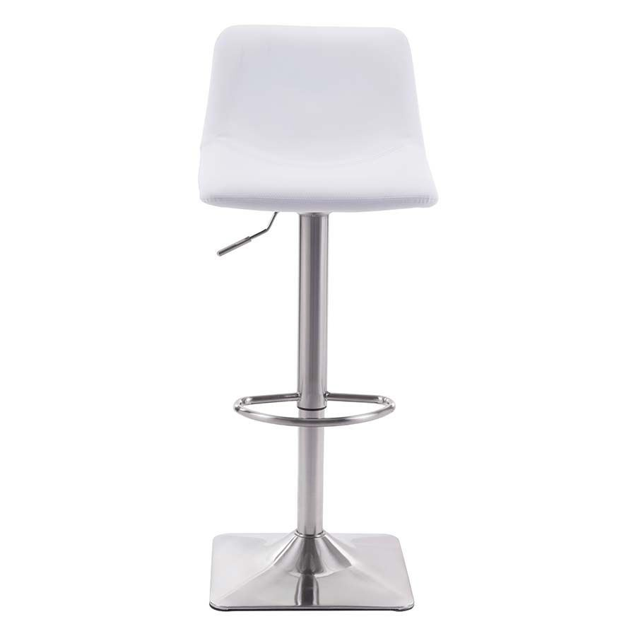 Picture of Cougar Bar Chair, White *D
