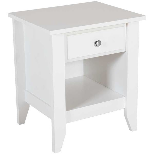 Picture of Shoal Creek White Nightstand