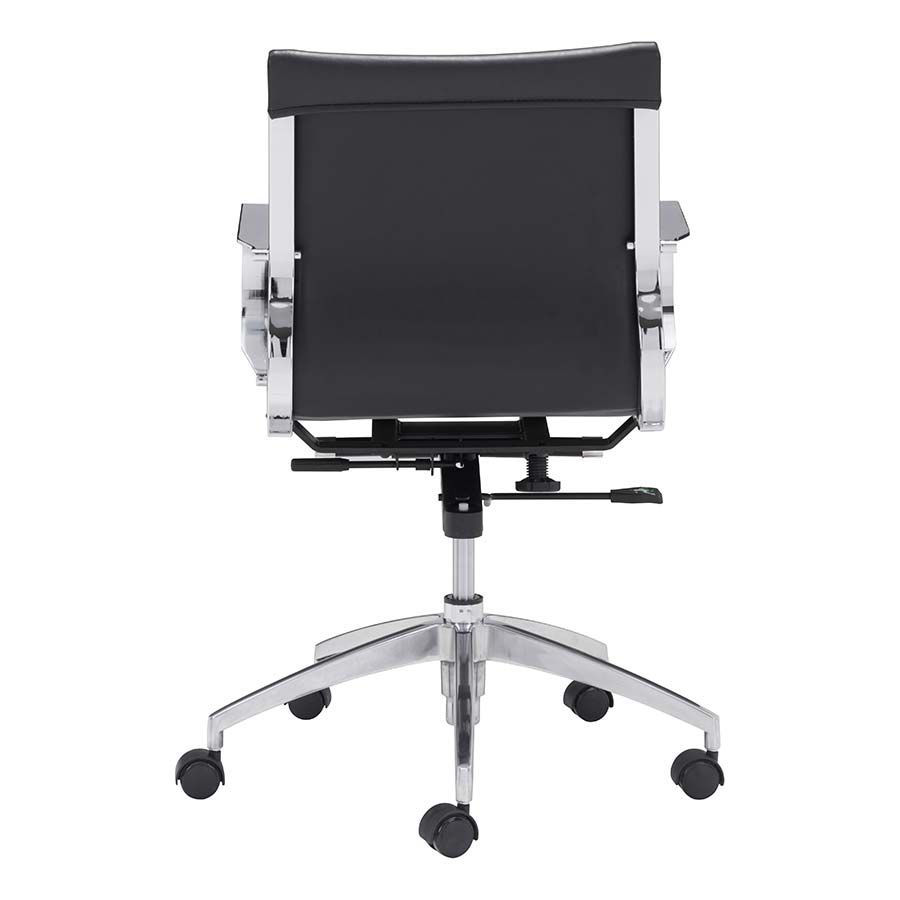Picture of Glider Lo Office Chair Black *D