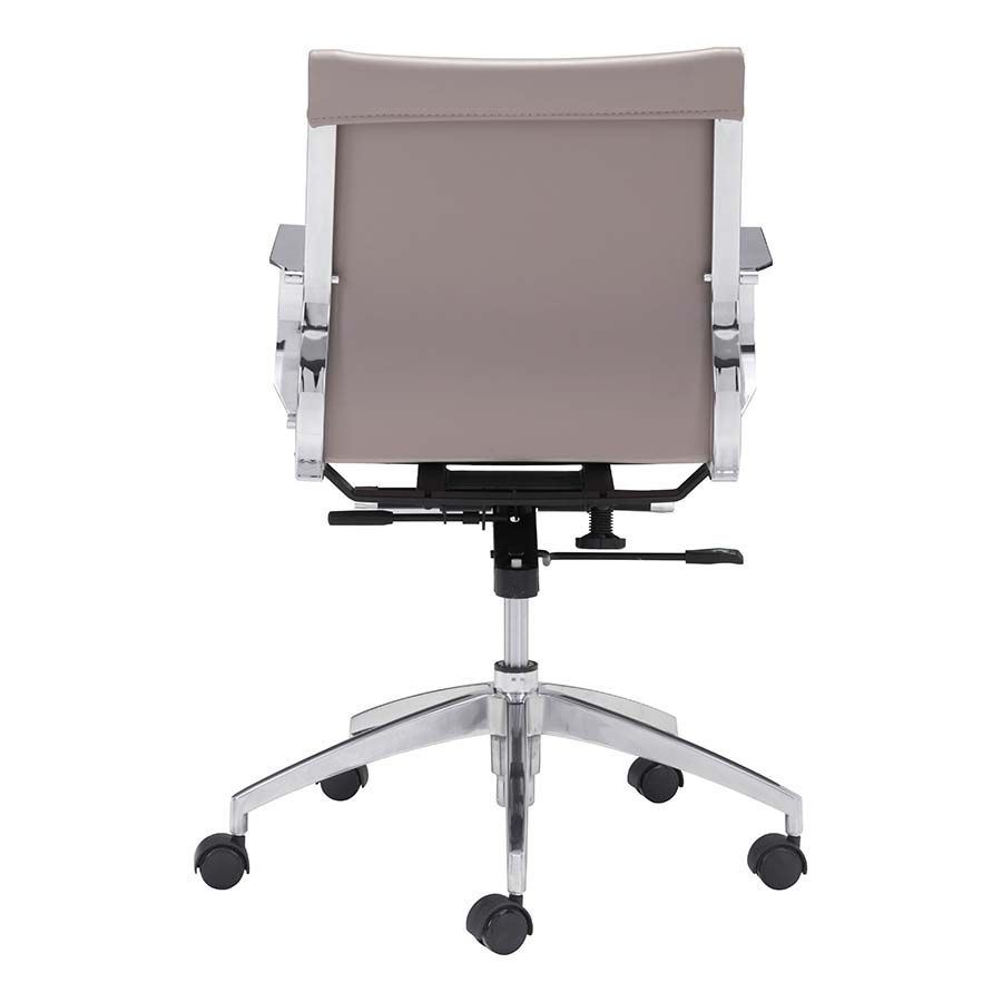Picture of Glider Lo Office Chair Taupe *D