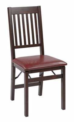 Picture of Hacienda Red 2 Pk Folding Chair *D