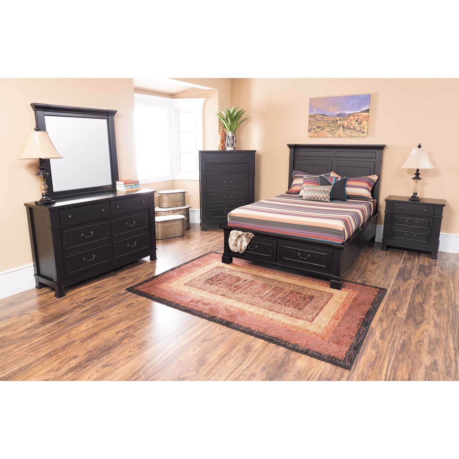 Picture of Annapolis Twin Bed