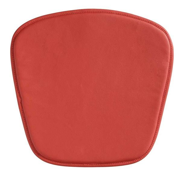 Picture of Wire/Mesh Chair Cushion Red *D
