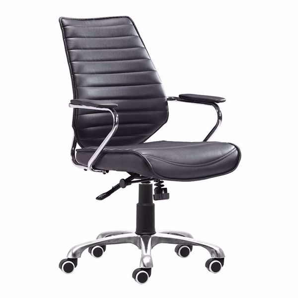 Picture of Enterprise Lo Office Chair Blk *D