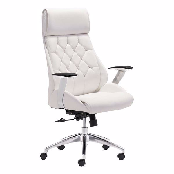 Picture of Boutique Office Chair White *D