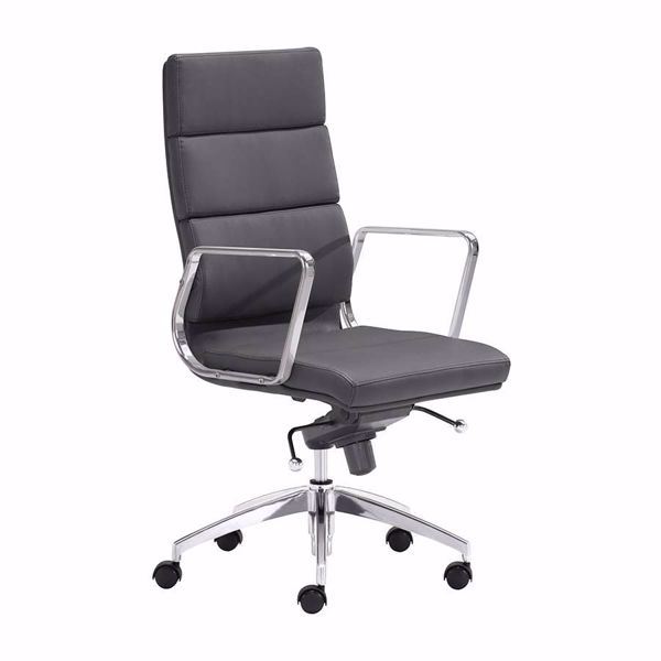 Picture of Engineer Hi Office Chair Black *D