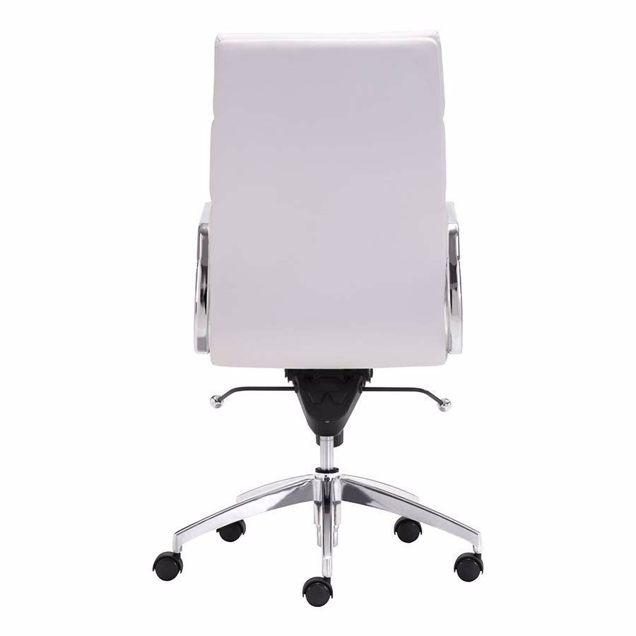 Picture of Engineer Hi Office Chair White *D