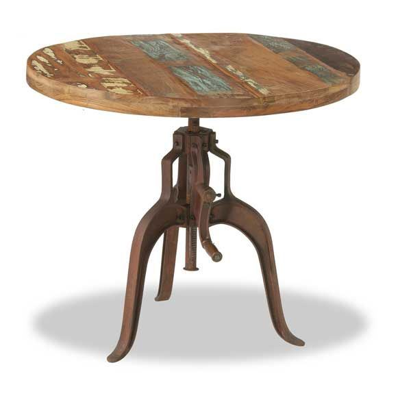 Picture of Adjustable Height Crank Table