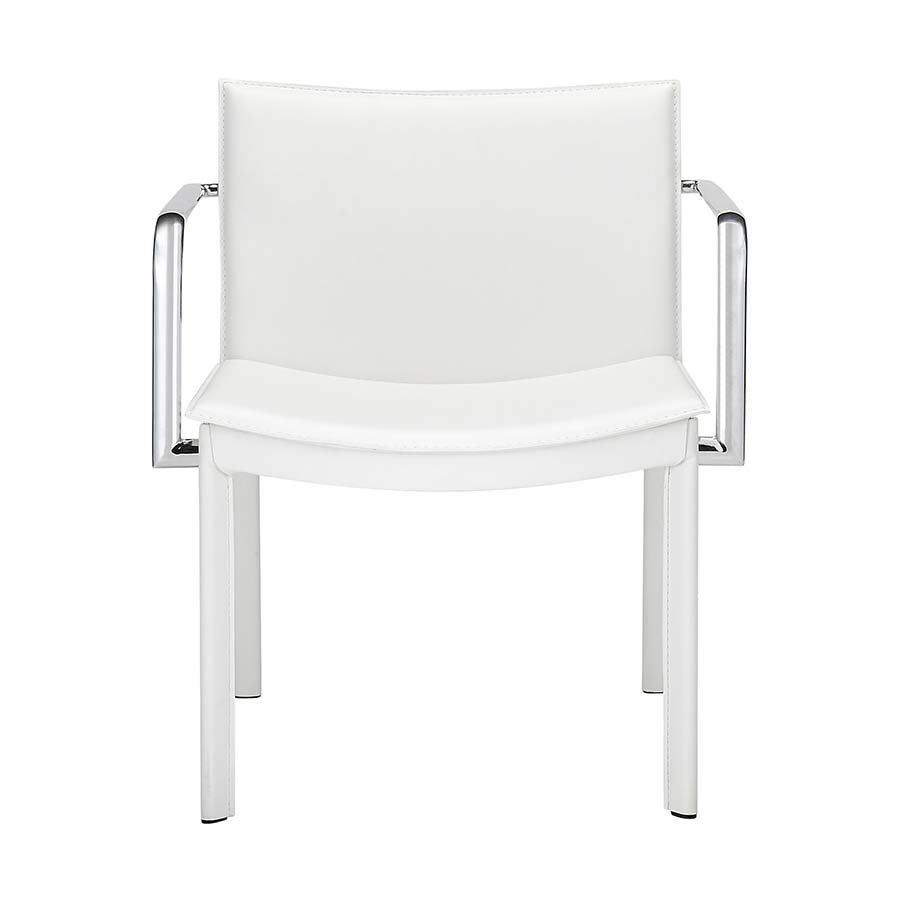 Picture of Gekko Conference Chair White S2 *D