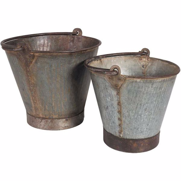 Picture of Reclaimed Farm Pails