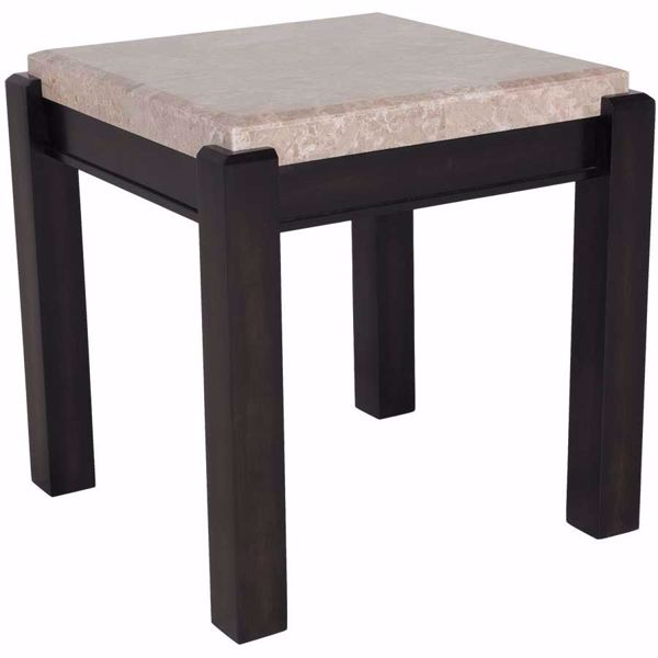 Picture of Luga End Table Marble Top