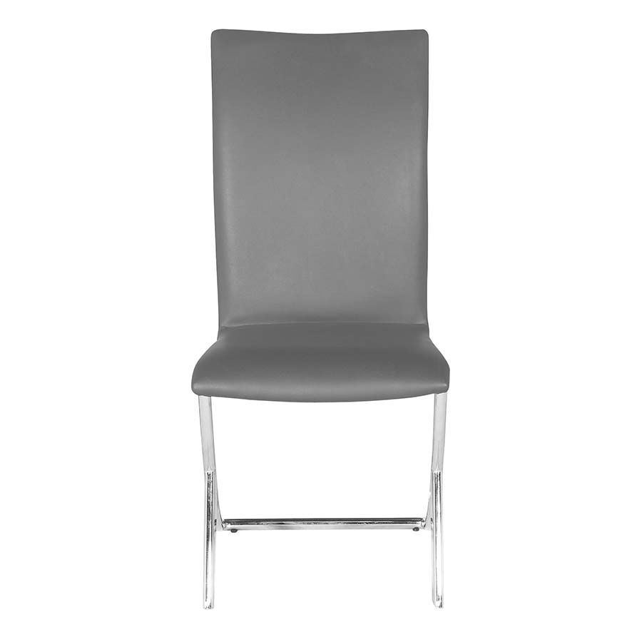 Picture of Delfin Dining Chair, Gray - Set of 2 *D