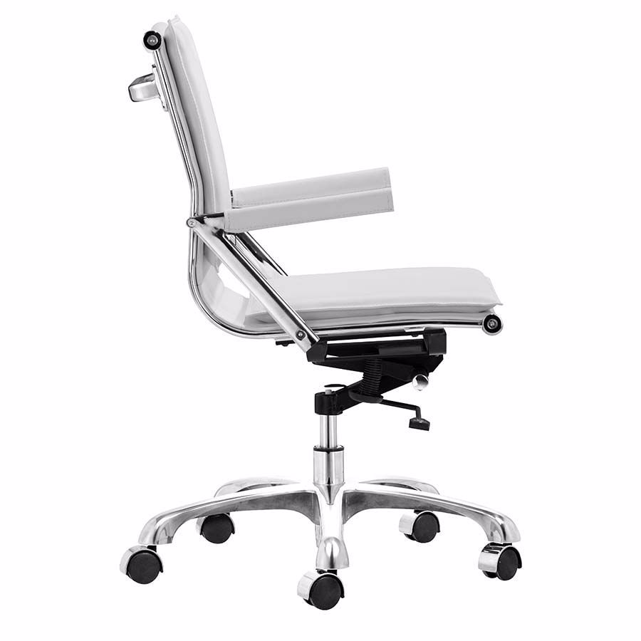 Picture of Lider Plus Office Chair White *D