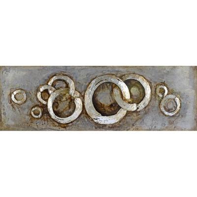 Picture of Metal Rings Art