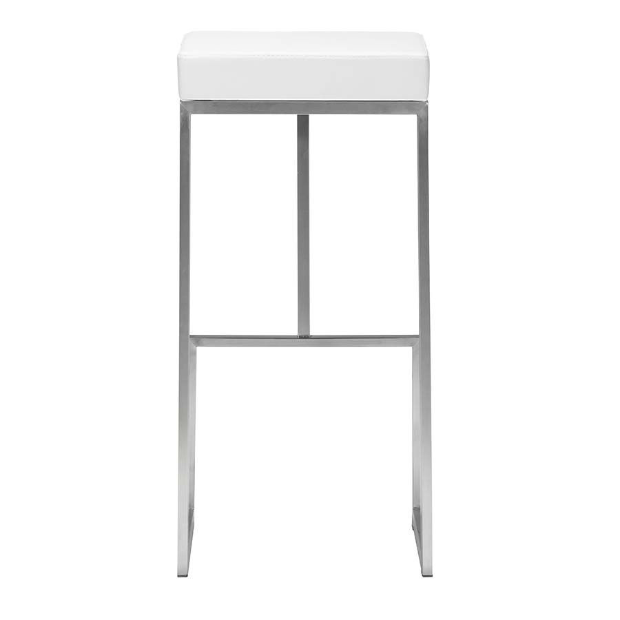 Picture of Darwen Barstool, White - Set of 2 *D
