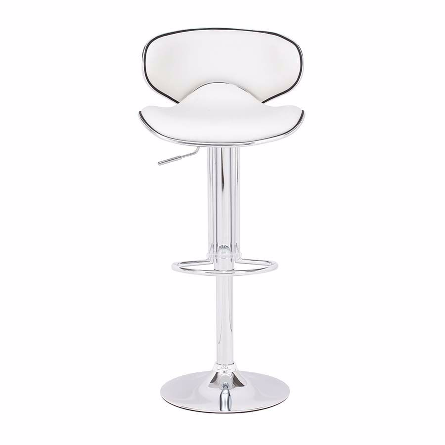 Picture of Fly Bar Chair, White *D