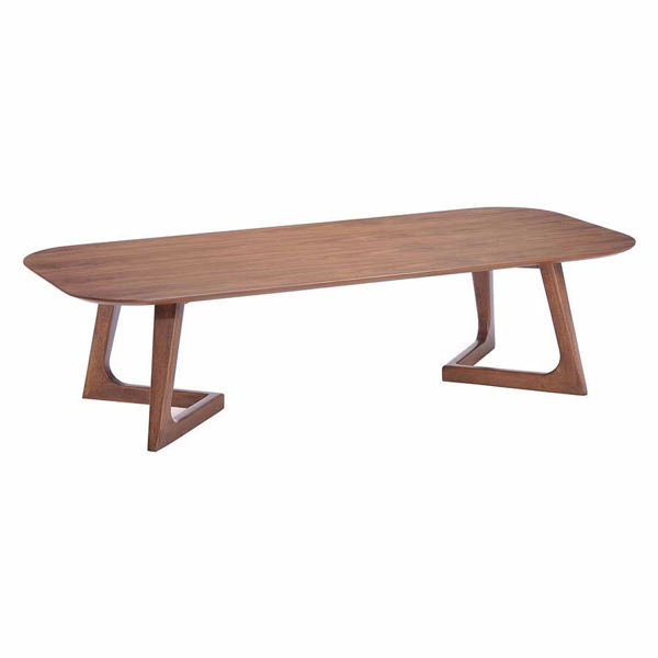 Picture of Park West Coffee Table Walnut *D