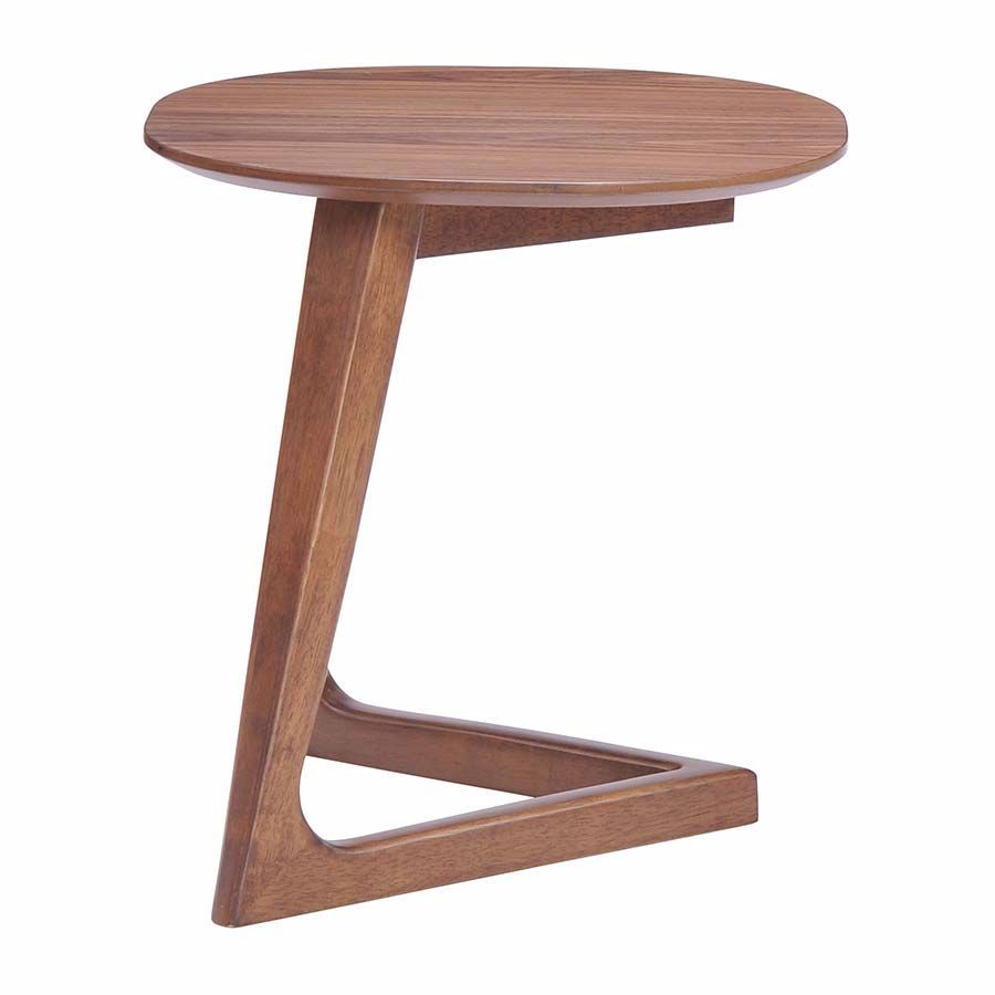 Picture of Park West Side Table Walnut *D