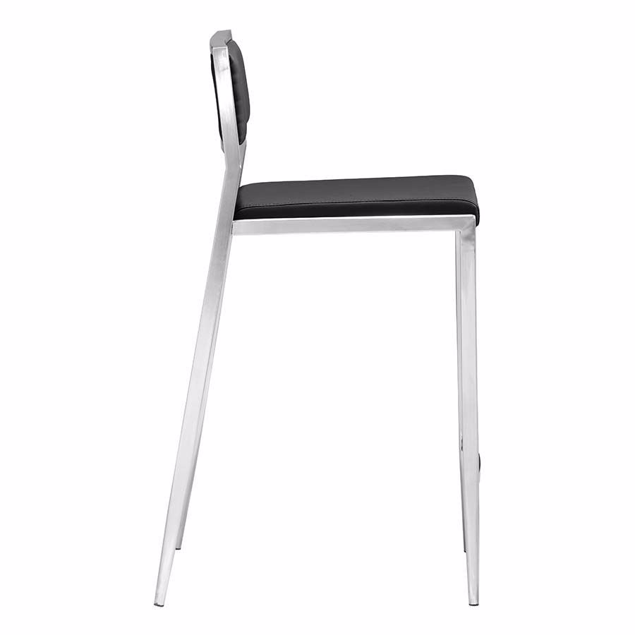 Picture of Dolemite Counter Chair, Black - Set of 2 *D