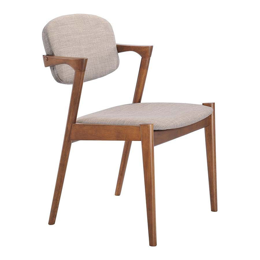 Picture of Brickell Dining Chair, Gray - Set of 2 *D