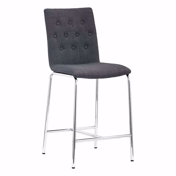 Picture of Uppsala Counter Chair, Graph - Set of 2 *D